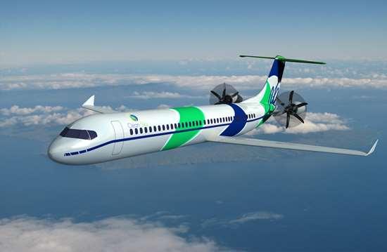 Clean Sky 2 Regional Aircraft technology demonstrator