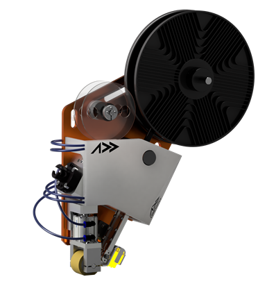 Addcomposites AFP-XS plug and play automated fiber placement system
