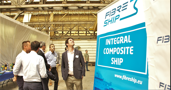 FIBRESHIP project aims to change regulations for replacing steel with composites in ships