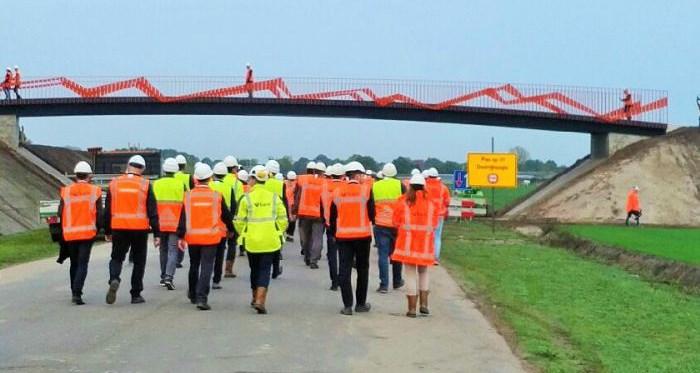 SIS partners with FiberCore Europe to build FRP composite bridges in Australia
