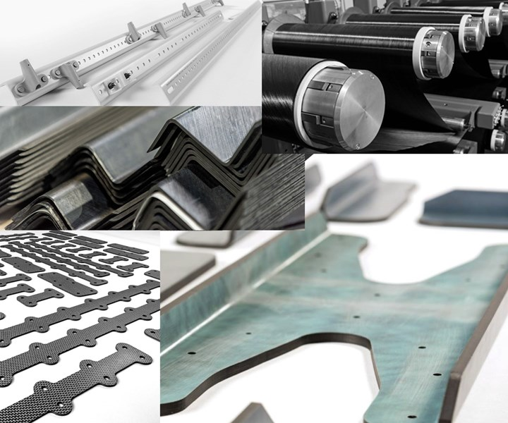 ATC Manufacturing thermoplastic composites for aerospace