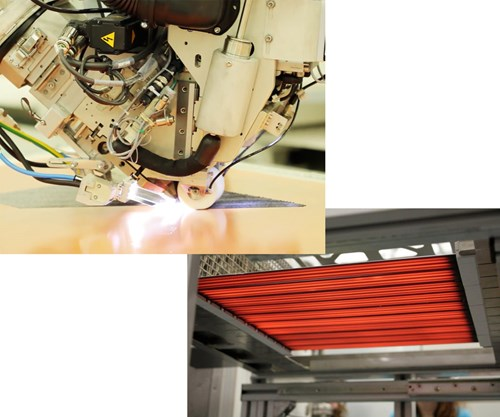 Innovating energy delivery for more efficient composites manufacturing