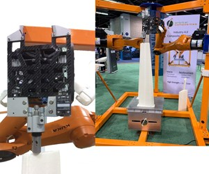 Orbital Composites introduces Orb 1 industrial-grade robot 3D printer