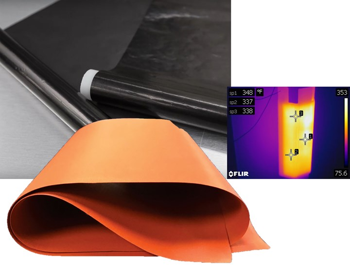 Veelo Technologies CNT sheet to multifunctional composites and processing