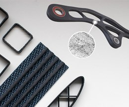 3D printed composites with 60% fiber, less than 1% voids