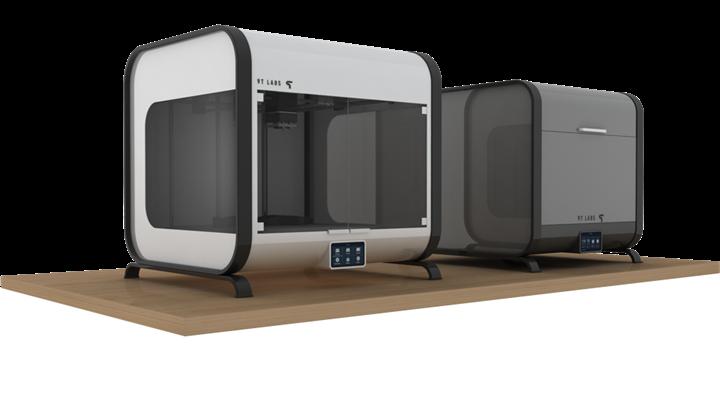 9T Labs工业用红色系列连续纤维复合材料3D打印机