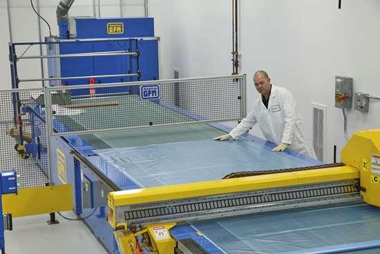 美吉特聚合物和复合材料切割台