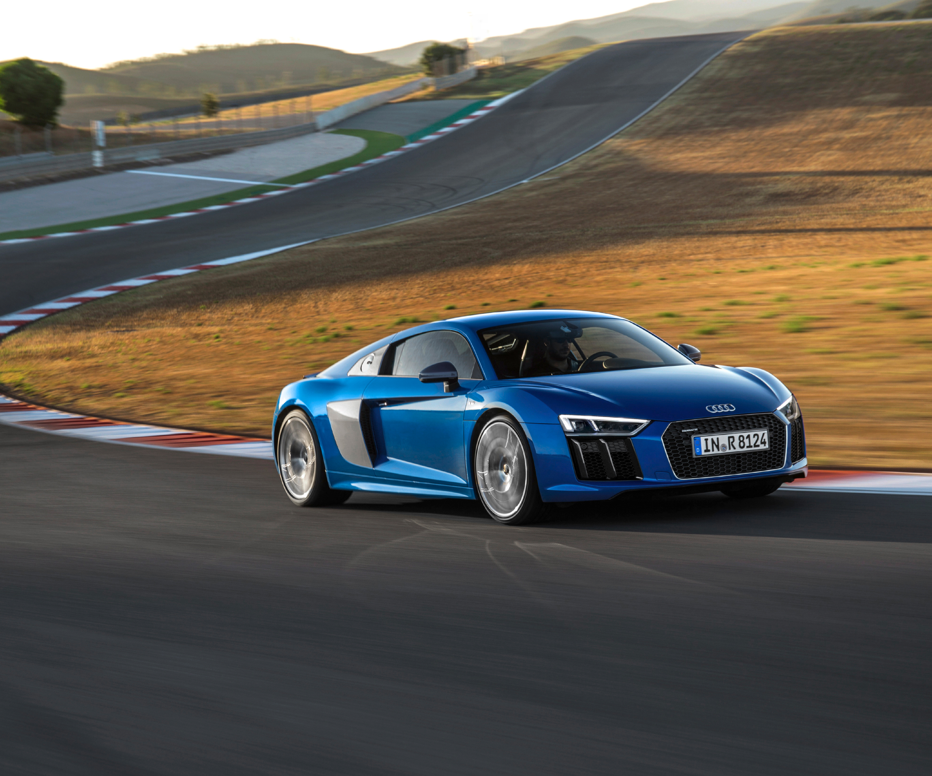 Audi automotive composites