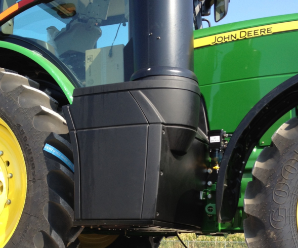 composites in agricultural equipment