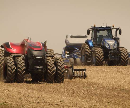 composites for agricultural equipment