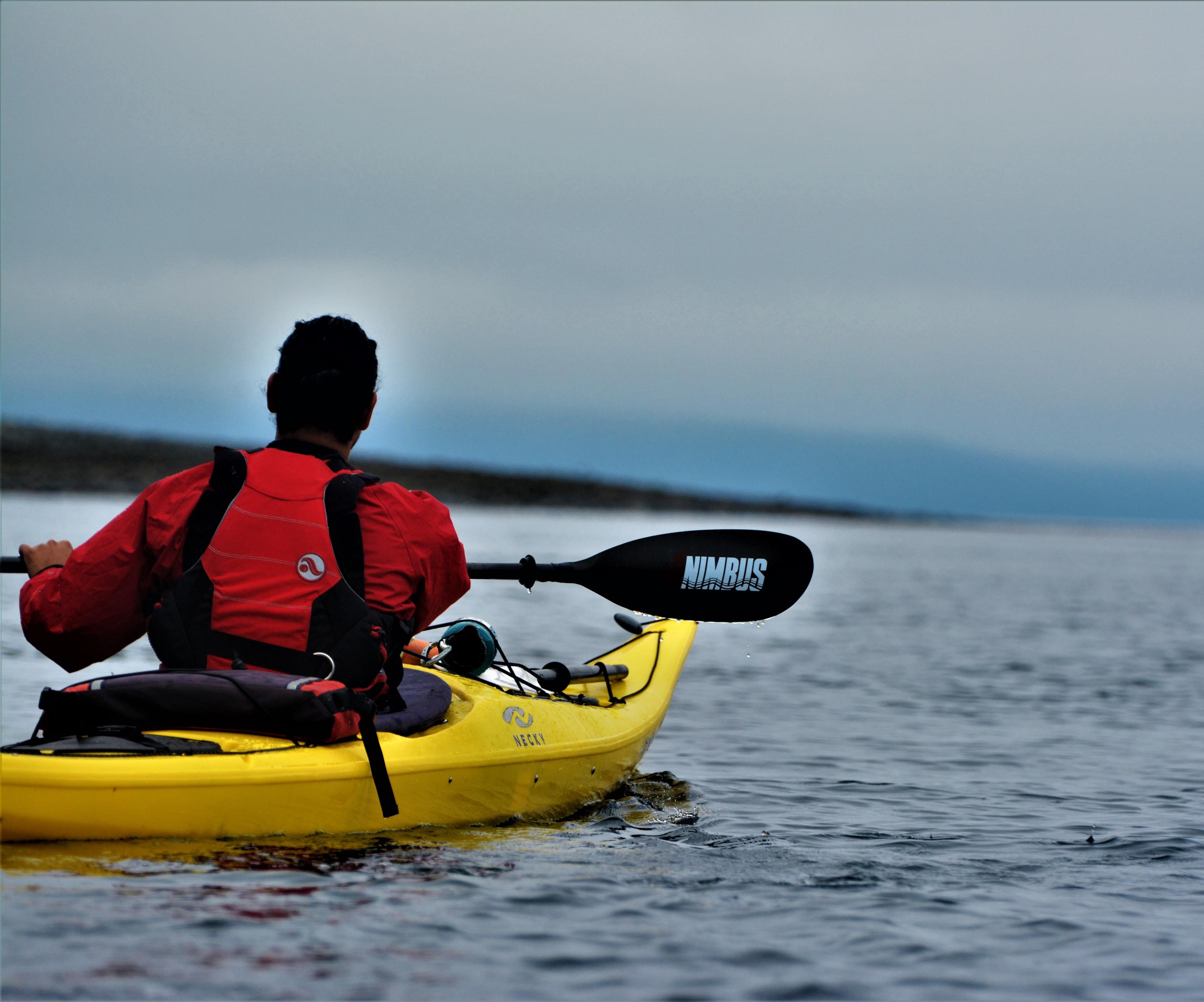 basalt fiber composite kayak paddle