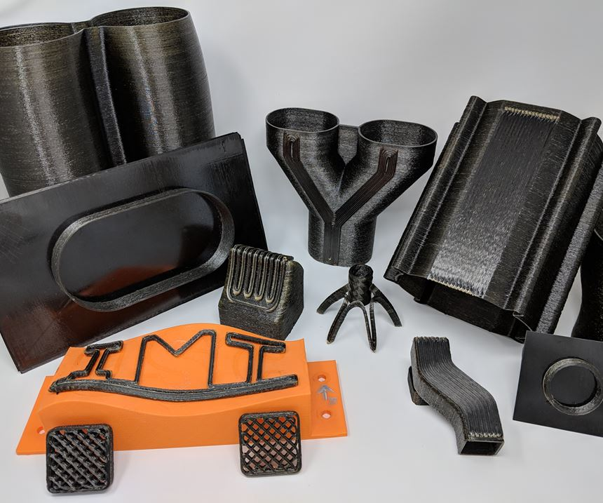 composite 3D printing