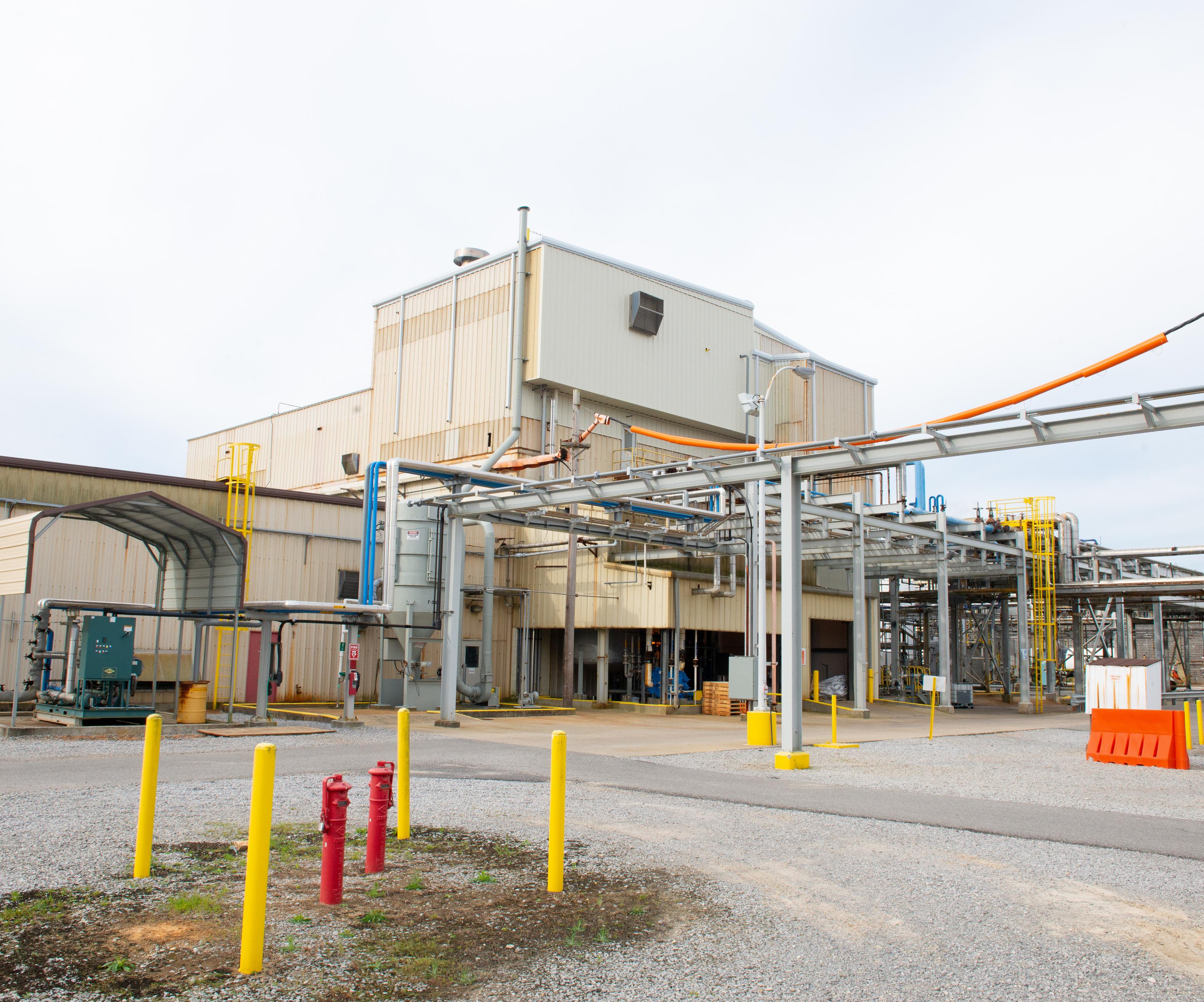 Arkema opens PEKK plant in U.S.