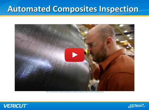 Inspection for Automated Composite Manufacturing Webinar