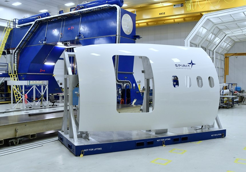 Spirit AeroSystems: Advanced Structures Technologies and Revolutionary Architecture (ASTRA)