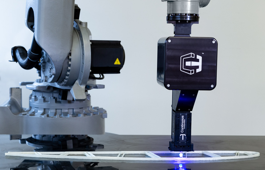 Continuous Composites: The Future of Manufacturing