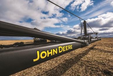 John Deere boom arm
