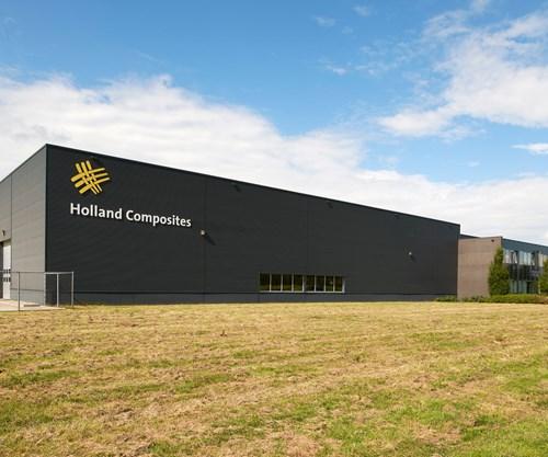 Plant Tour: Holland Composites, Lelystad, Netherlands
