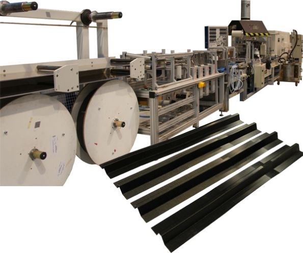 CTC Stade pultrusion RTM automated process for CFRP A320 wing stringers
