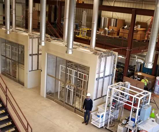 Southern Research bio-based acrylonitrile plant