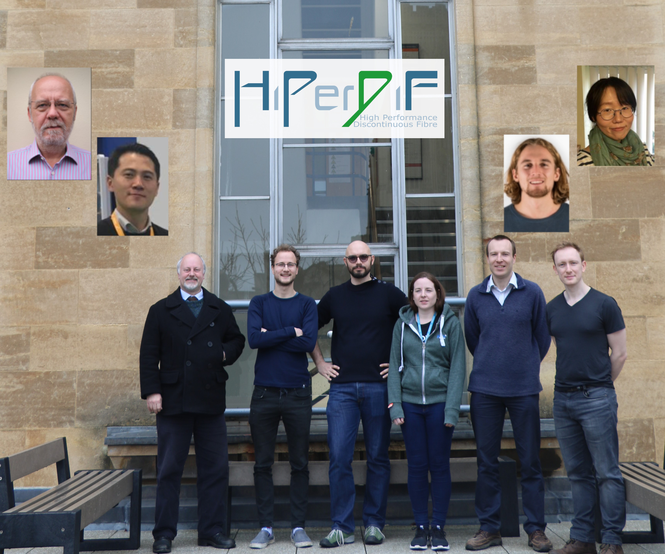 HiPerDiF project team