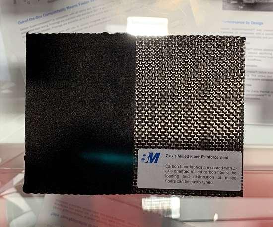 Boston Materials Carbon Supercomposite