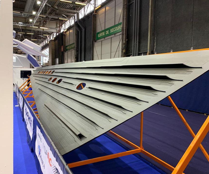JEC World 2019 Hexcel carbon fiber aerospace