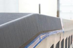 Electroimpact AFP head carbon fiber placement