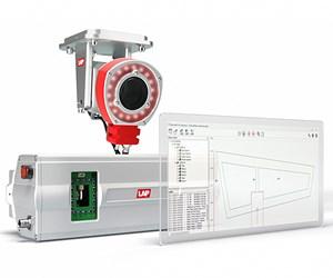LAP Laser DTEC-PRO laser projection, JEC World 2019