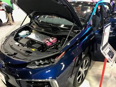Toyota Marai at NAIAS
