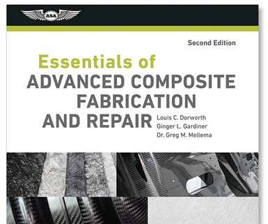 Abaris CAMX 2019 composite fabrication and repair textbook