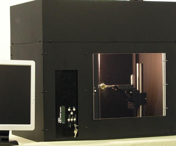 DPSS Lasers CAMX 2019 UV laser
