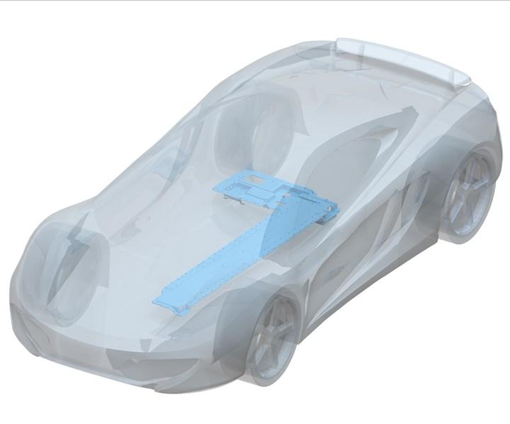 LyondellBasell sheet molding compound SMC electric vehicle battery case