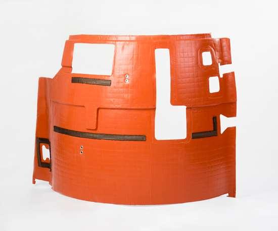 SGL Carbon CAMX 2019 insulation