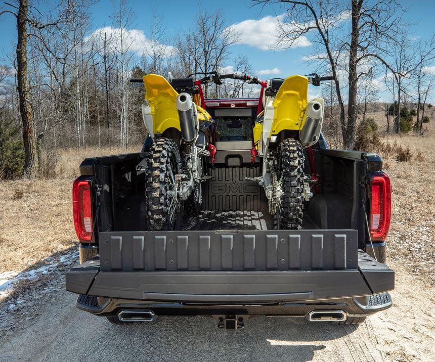 CarbonPro carbon fiber pickup box