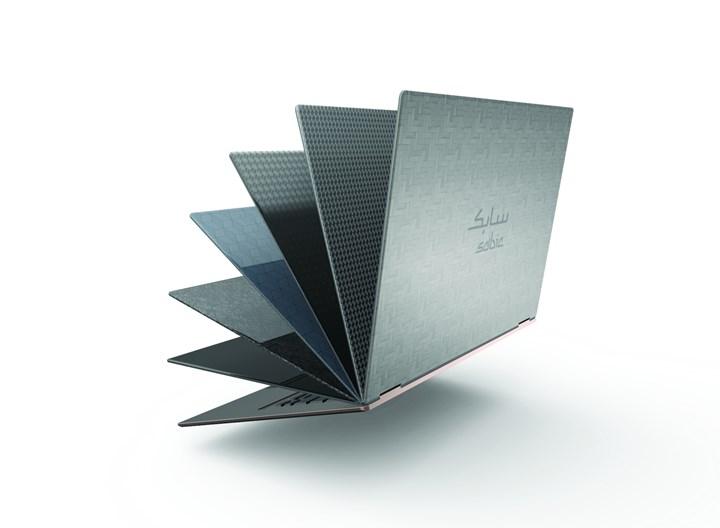 carbon fiber laptop cover