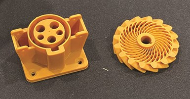 Fortify 3D-printed parts