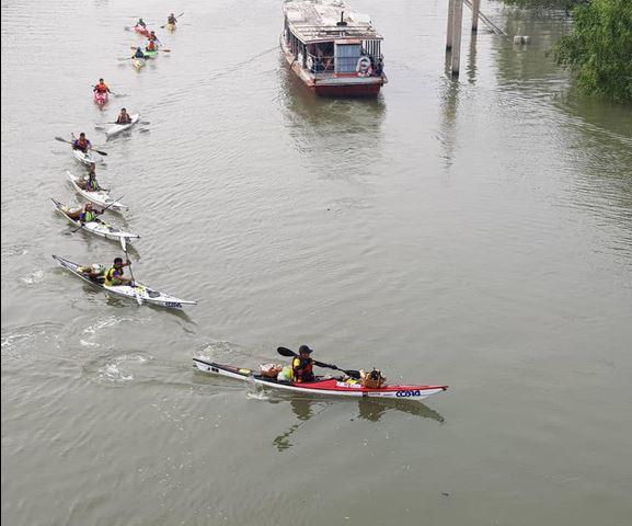 lightweight composite kayak