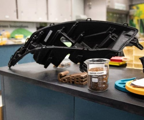 Ford to turn McDonald's coffee waste into sustainable autocomposites