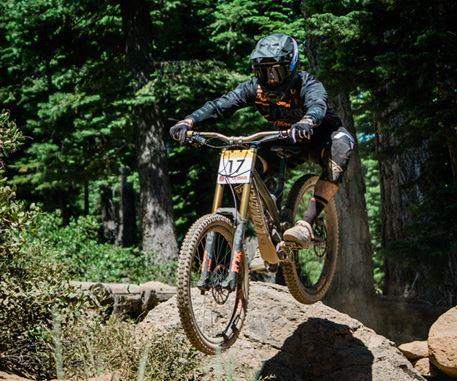 Derby Rims bike racer