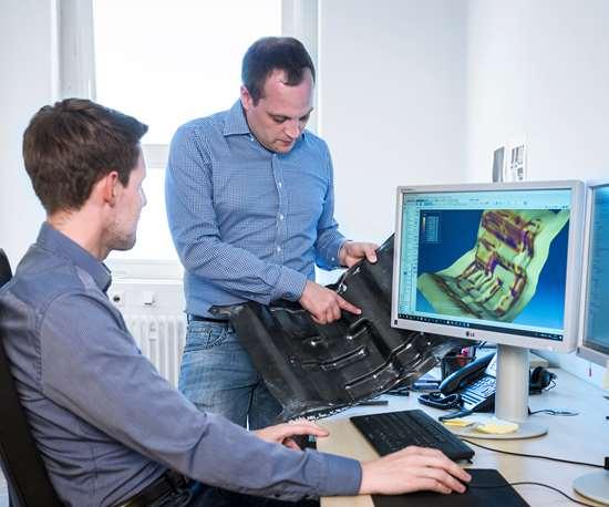 composites simulation