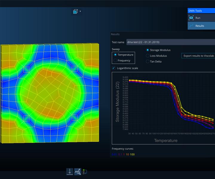 MulitMechanics CAMX 2019 composite and simulation software