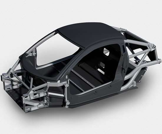 recycled carbon fiber for automotive composites