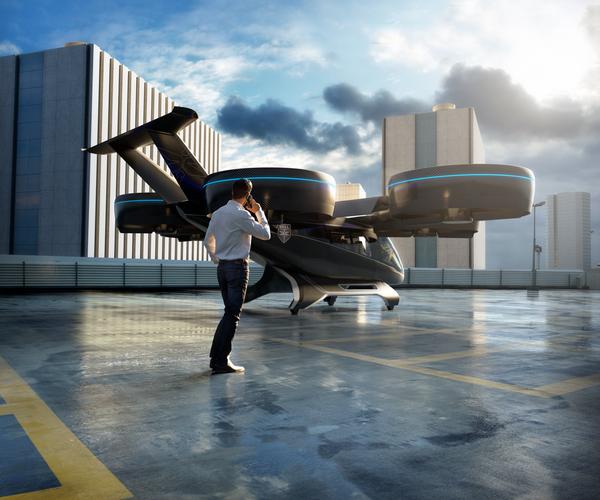 VTOL, air taxi