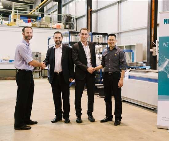 composites manufacturing