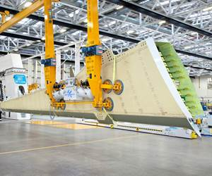 Bombardier wins award for resin transfer infusion wing