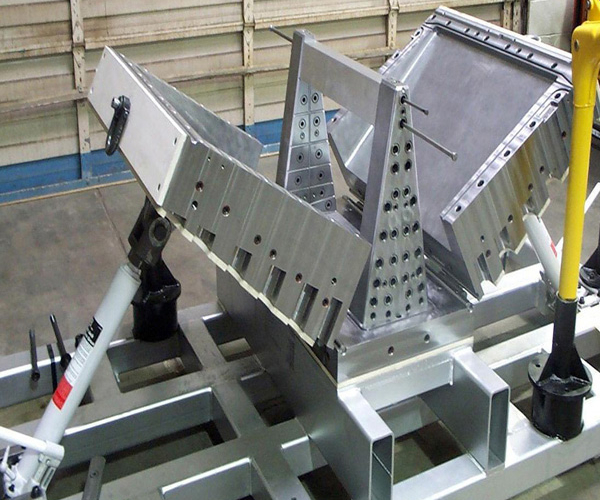 resin transfer molding, RTM, resin transfer mold, composites
