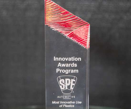 SPE automotive innovation awards 2019