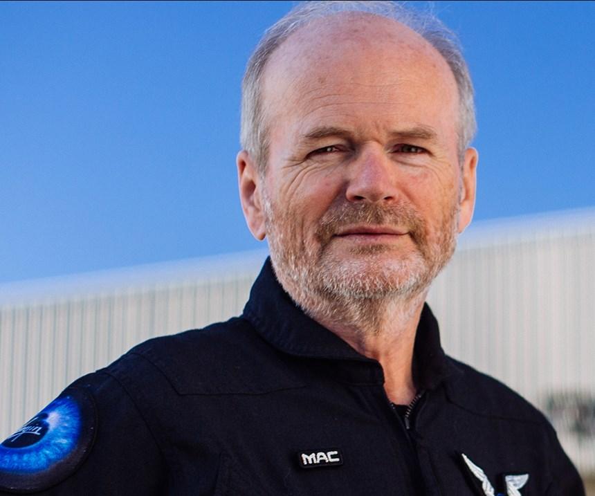 Virgin Galactic second spaceflight of SpaceShipTwo