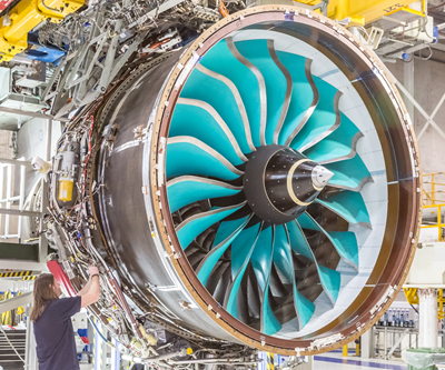 Rolls Royce Tests Advanced Low Pressure System Alps For